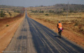 Long open road - Zambia