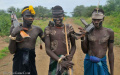 Mursi Warriors – Omo Valley, Ethiopia