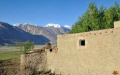 House in the village of Izyk - Afghanistan