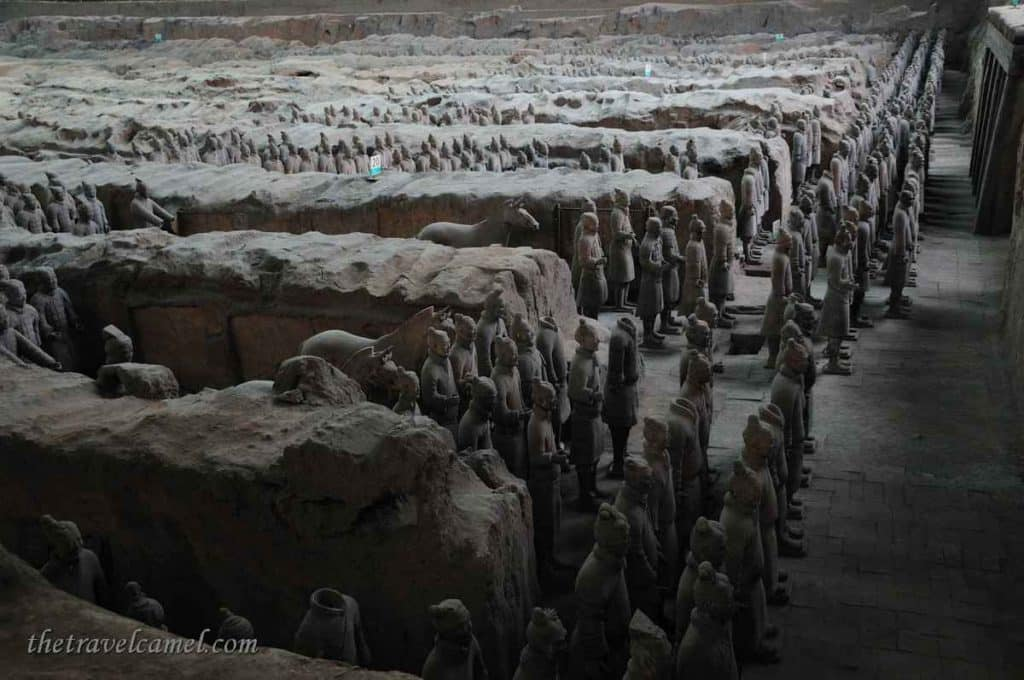 Terracotta Army - Xi'an, China
