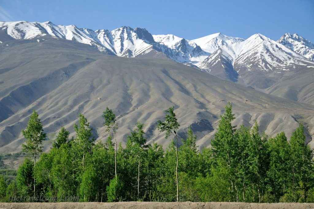 Afghanistan Landscape Display - 03