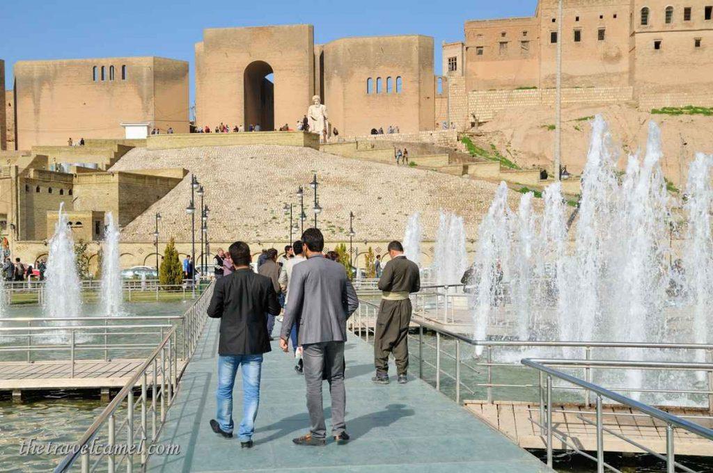The Citadel - Erbil, Kurdistan