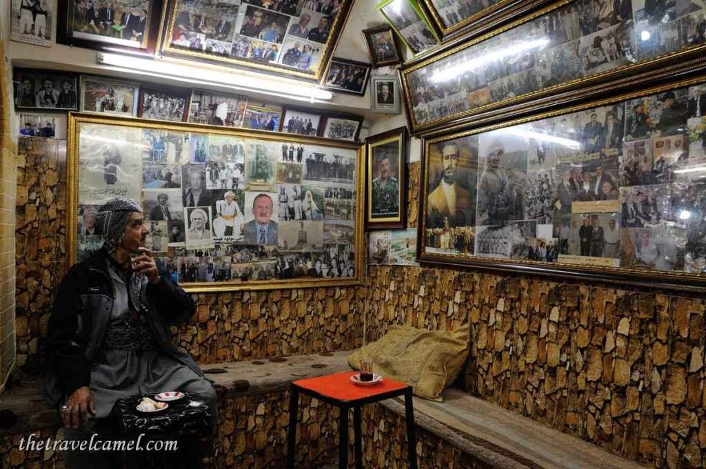 Tea House - Erbil, Kurdish Region, Iraq