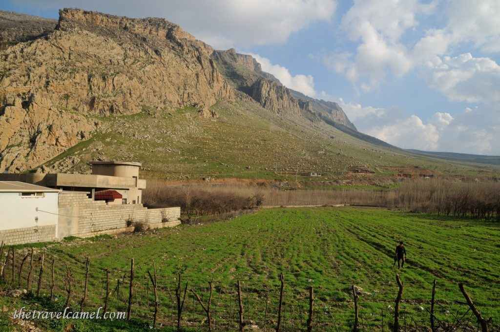 Mountains of Harir - Kurdish Region, Iraq