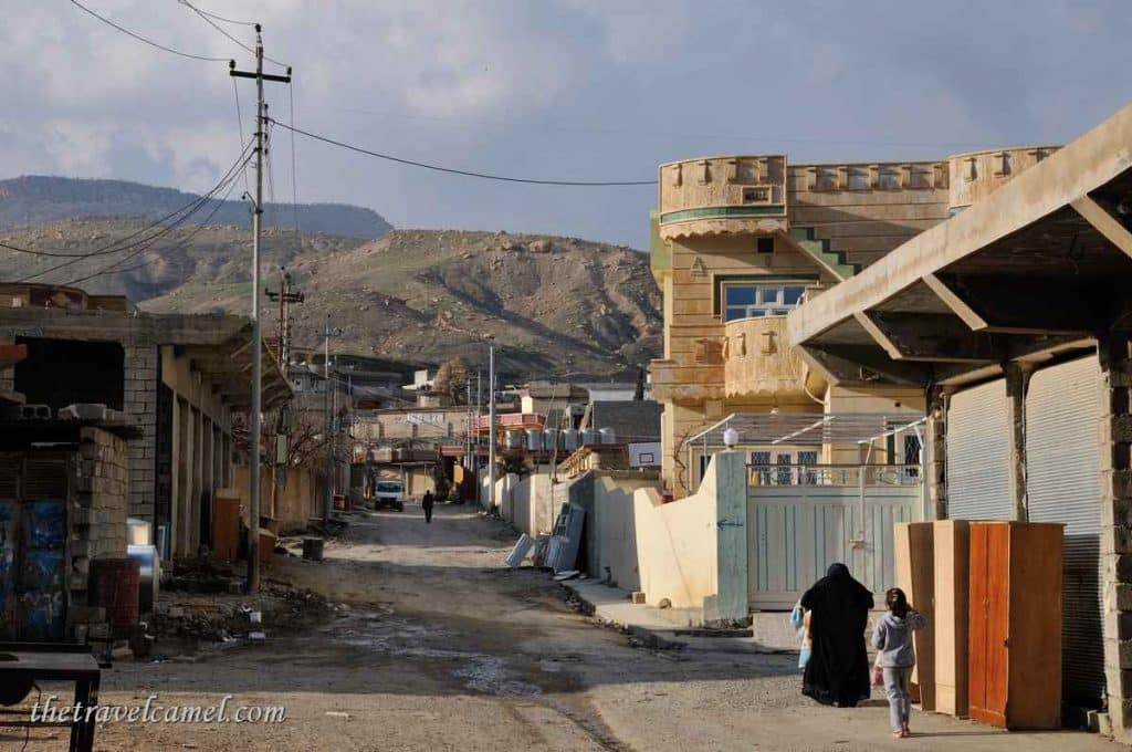 Town of Harir - Kurdistan