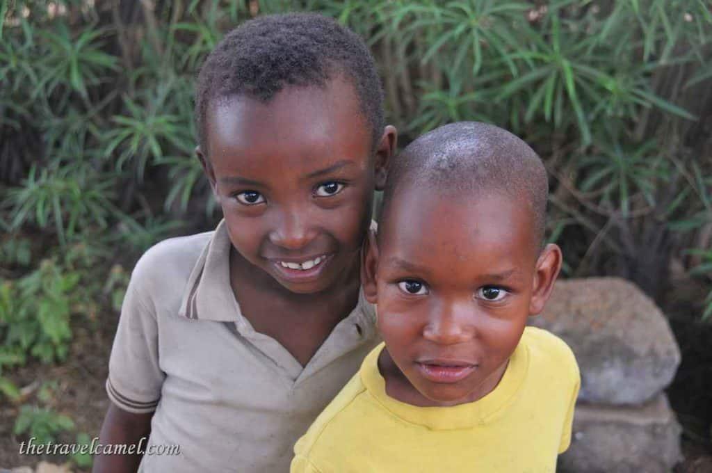 Children – Mto Wa Mbu, Tanzania