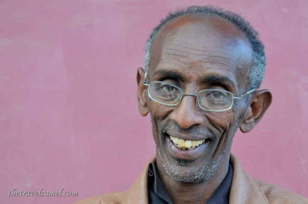 Friendly face - Hargeisa, Somaliland