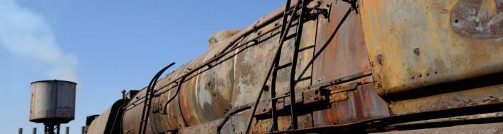 Bulawayo Railway Museum - Bulawayo, Zimbabwe