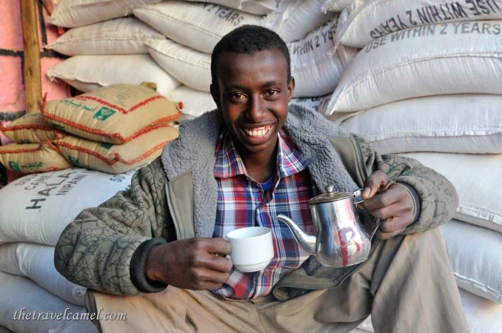 Welcoming smile - Hargeisa, Somaliland