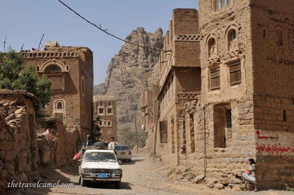 Wadi Dahar - Haraz Mountains, Yemen