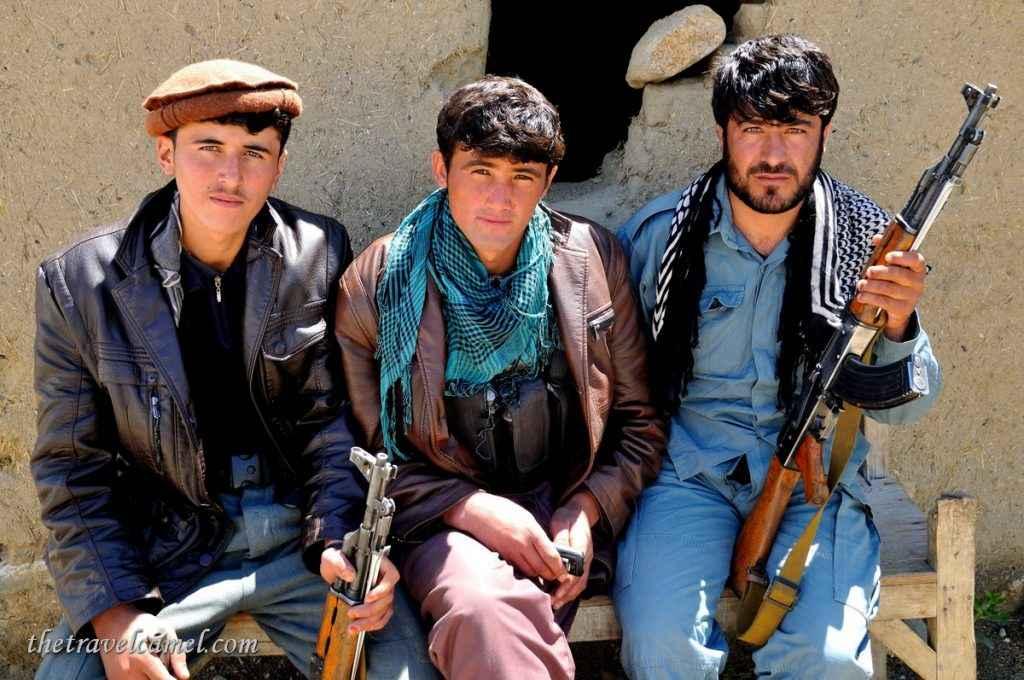 Police - Ishkashim, Afghanistan