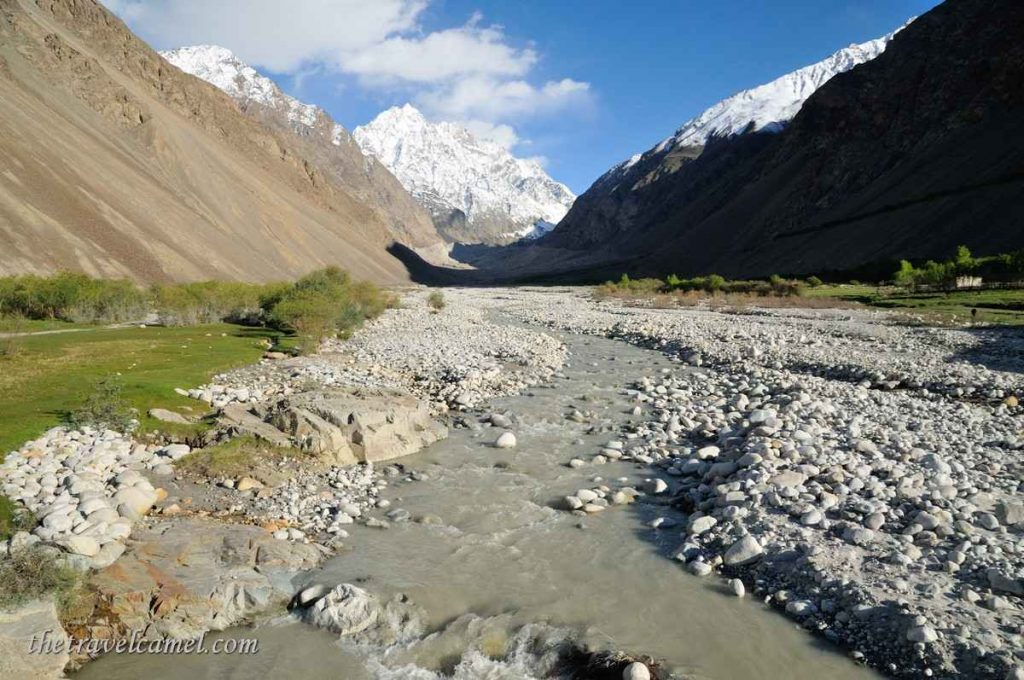 The Hindu Kush - near Qala-e-Panja, Afghanistan
