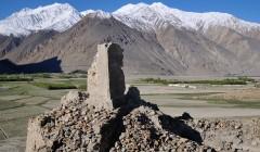 Former fort - Qala-e-Panja, Afghanistan