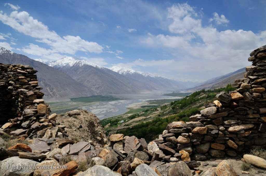 Yamchun Fort - Tajikistan