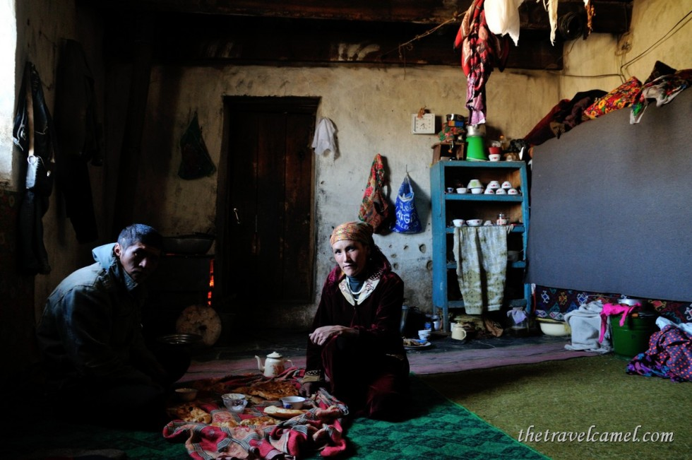 Family home – near Rang-kul, Tajikistan