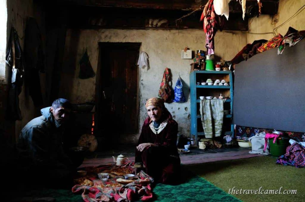 Family home - near Rang-kul, Tajikistan