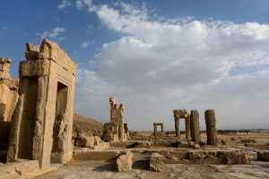 The ancient city of Persepolis (Day 2)