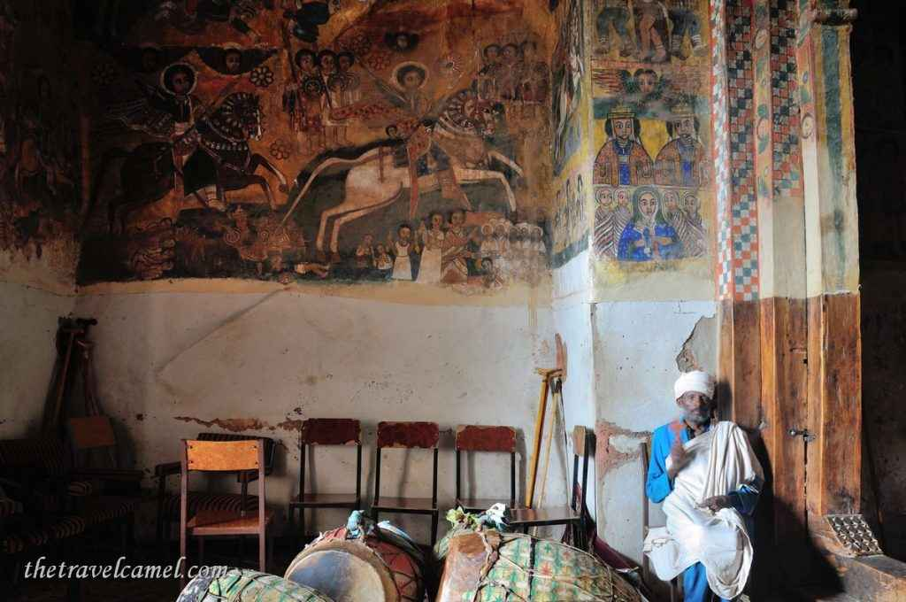 Abraha Atsbeha church - Tigray Region, Ethiopia