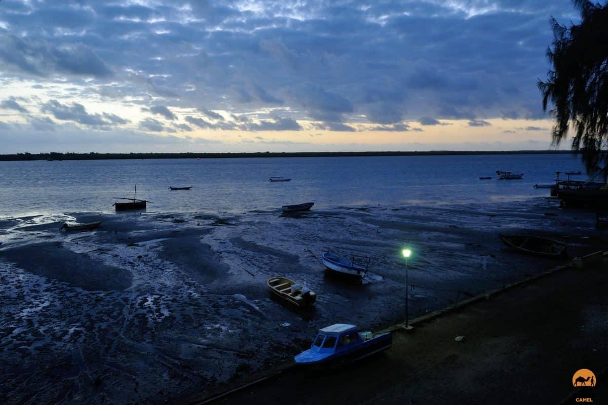 Dawn at Lamu Island - Kenya
