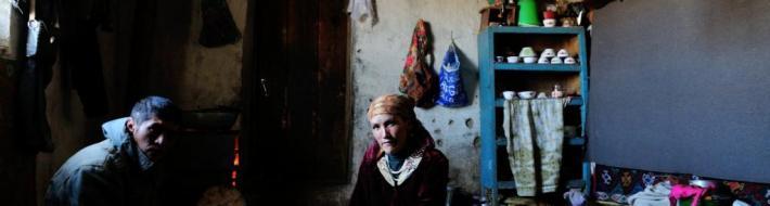 Family Home Near Rang-kul, Tajikistan