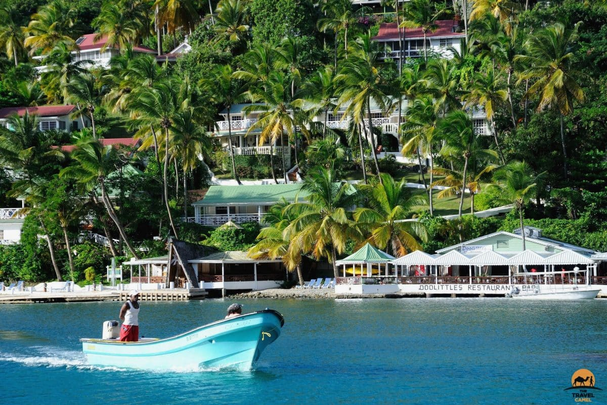 Homes with a View - St Lucia