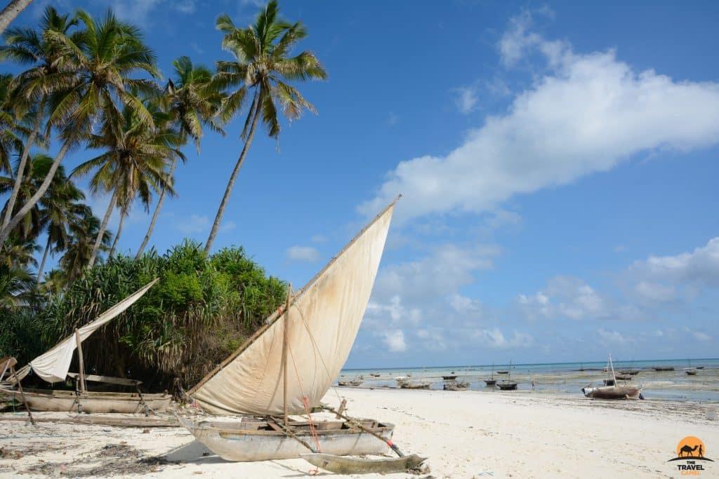 Idyllic Nungwi Beach - Zanzibar