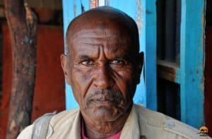 A Meeting with a Man who Changed History in Somaliland