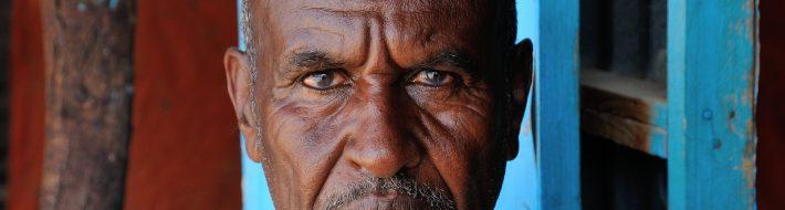 Muse Abdijama of Las Geel, Somaliland