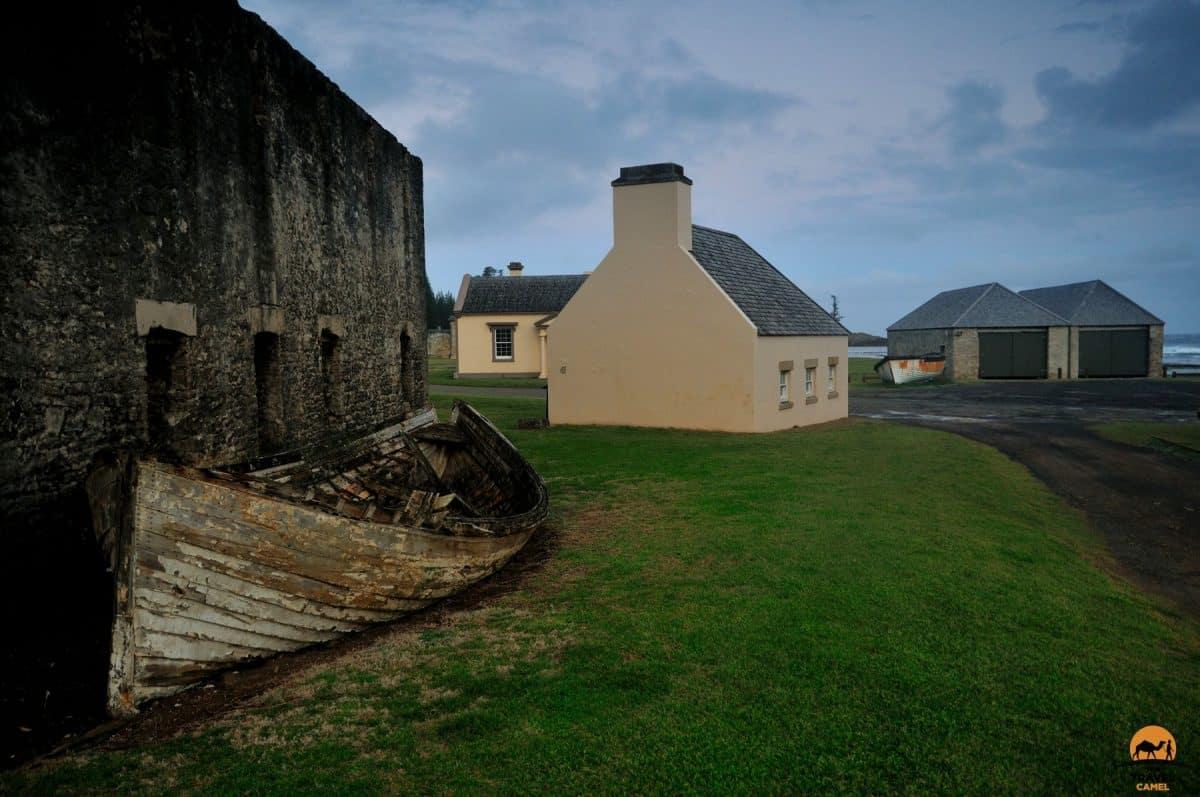 The Kingston and Arthur's Vale Historic Area - Norfolk Island