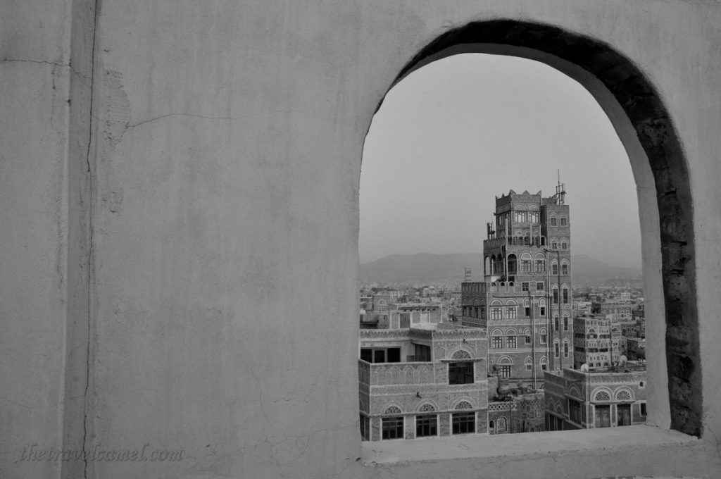 Yemen BW 01 - Display